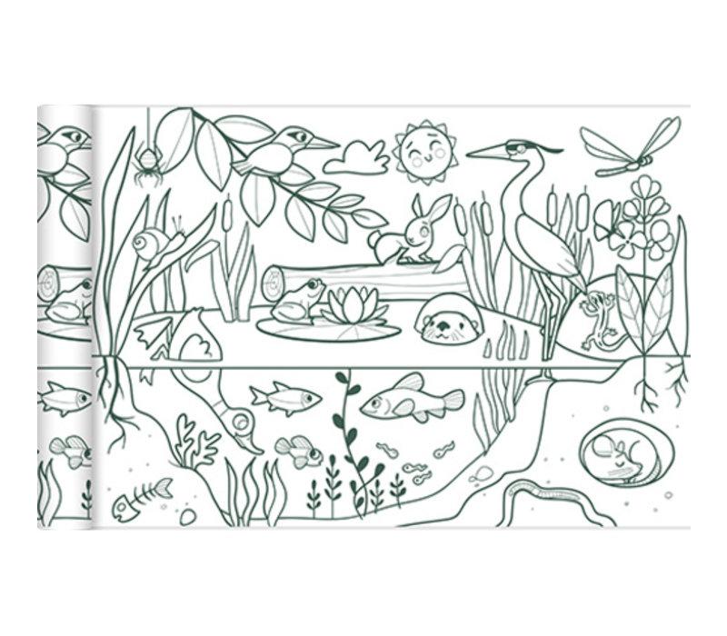 Avenue Mandarine Graffy Roll Ecosytem
