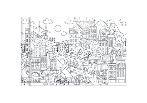 Avenue Mandarine Avenue Mandarine Graffy Roll Ecological City