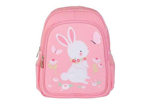 A Little Lovely Company A Little Lovely Company Backpack Bunny