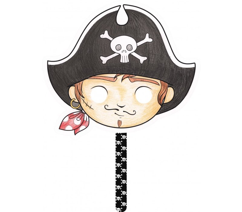 Avenue Mandarine Graffy Stick Piraat