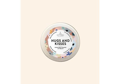 The Gift Label The Gift Label Lip Balm Hugs and Kisses