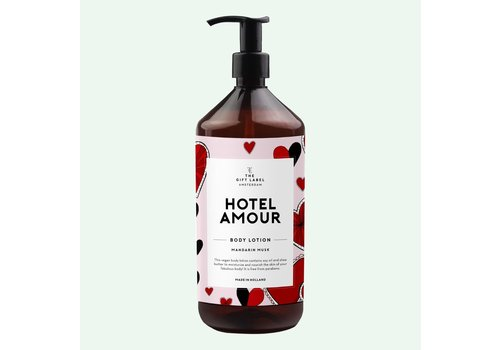 The Gift Label The Gift Label Body Lotion Hotel Amour 1000 ml