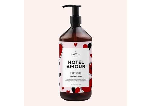 The Gift Label The Gift Label Body Wash Hotel Amour 1000 ml