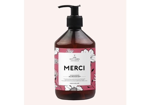 The Gift Label The Gift Label Hand Soap Merci 500 ml