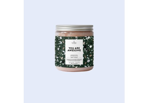 The Gift Label The Gift Label Body Scrub You Are Awesome