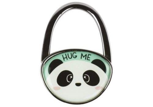Legami Legami I Love My Bag - Bag Hanger -Panda