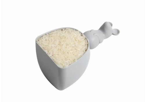 Qualy Qualy Lucky Mouse Rice Scoop