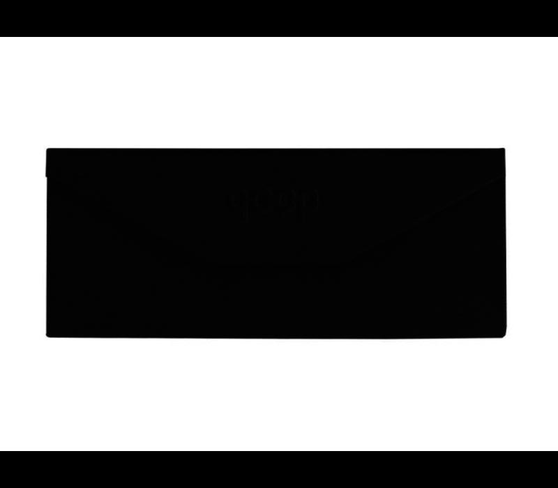 Alife QP Opvouwbare Brillenetui Zwart