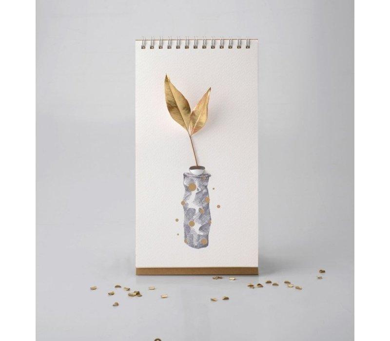 Luf Design Flip Vase Colour