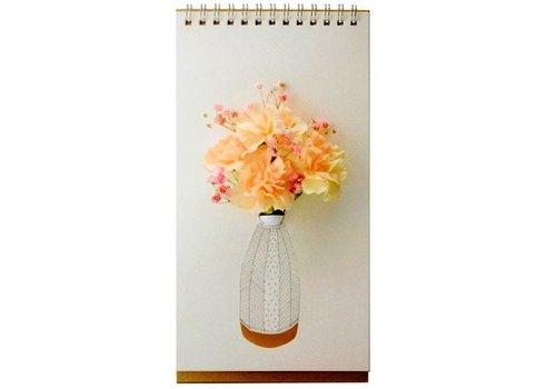 Luf Design Luf Design Flip Vase Gold