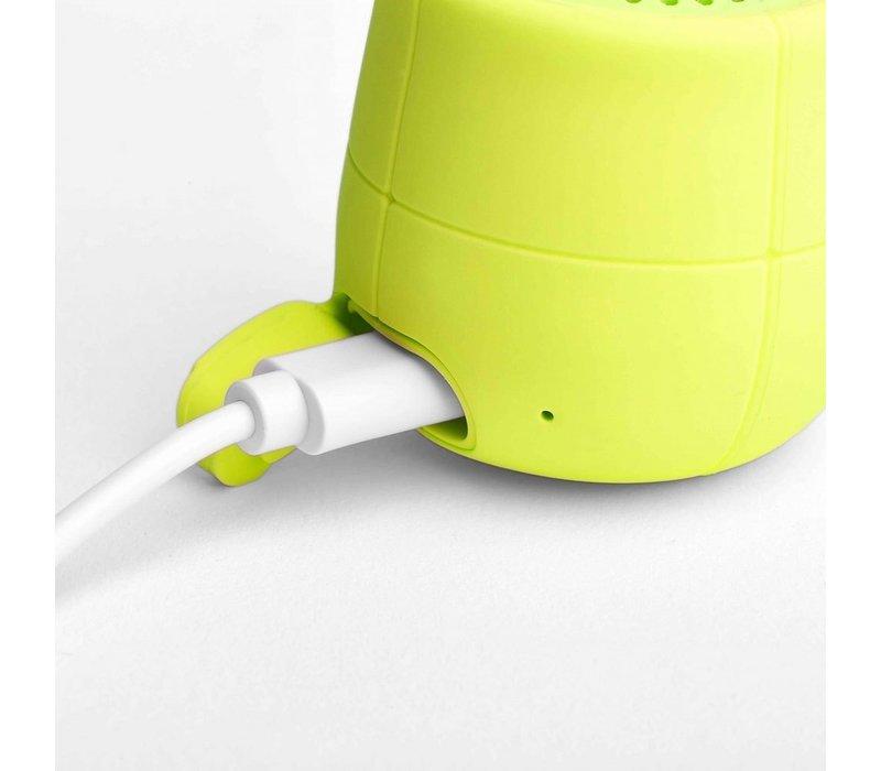 Lexon Mino X Drijvende Speaker Rubber Geel