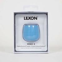 Lexon Mino X Floating Speaker Light Blue