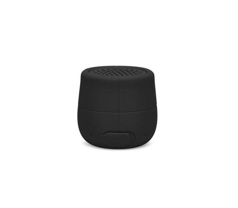 Lexon Mino X Drijvende Speaker Rubber Zwart