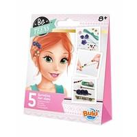 Buki Be Teens Make 5 Hairpins
