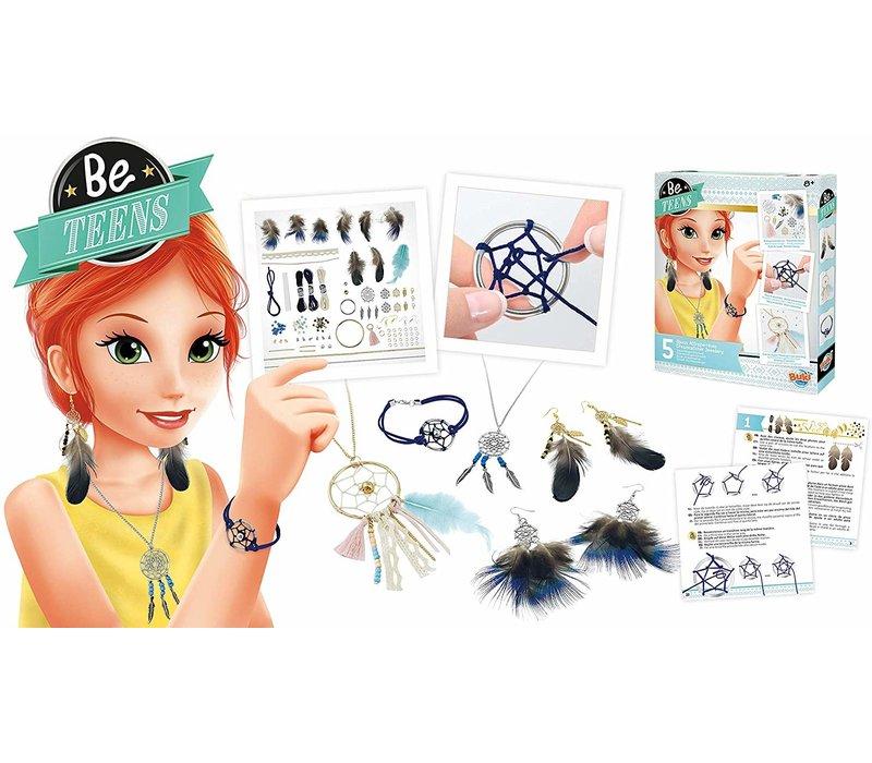 Buki Be Teens Dreamcatcher Jewellery