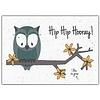 Bloom Bloom Greeting Card with Flower Seeds - Hip Hip Hooray!