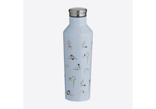 Typhoon Typhoon Pure Double-walled stainless steel Active 500ml insulating bottle