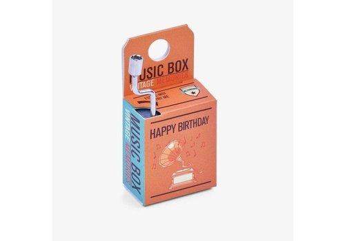 Legami Legami Muziekdoos Happy Birthday