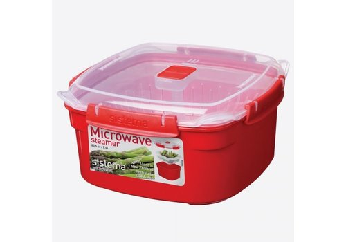 Sistema Sistema Microwave Steamer Medium 2,40 L