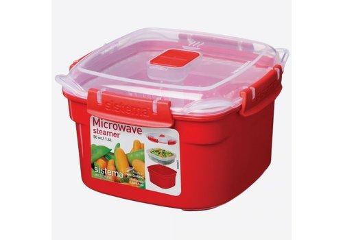 Sistema Sistema Microwave Steamer Small 1,40 L