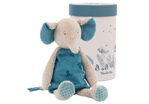 Moulin Roty Moulin Roty Elephant Doll Bergamote 'Sous mon Baobab'