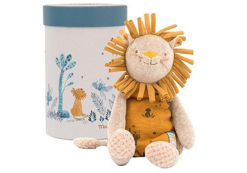 Moulin Roty Moulin Roty Lion Doll Paprika 'Sous mon Baobab'