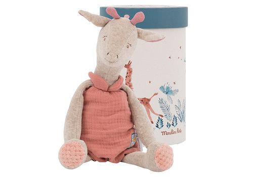 Moulin Roty Moulin Roty Giraffe Doll Bibiscus 'Sous mon Baobab'
