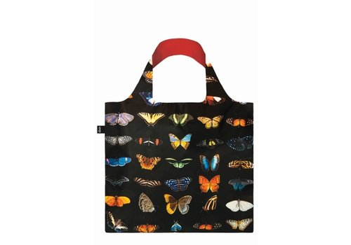 Loqi Loqi Foldable Carrying Case  National Geographic - Butterflies & Moths