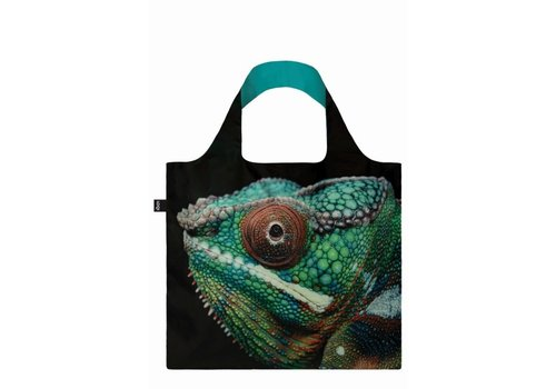 Loqi Loqi Foldable Carrying Case  National Geographic - Panther Chameleon