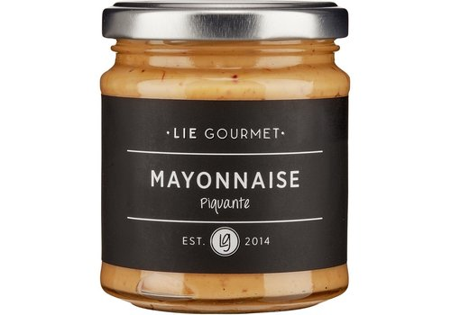 Lie Gourmet Lie Gourmet Piquant Mayonnaise With Chilli