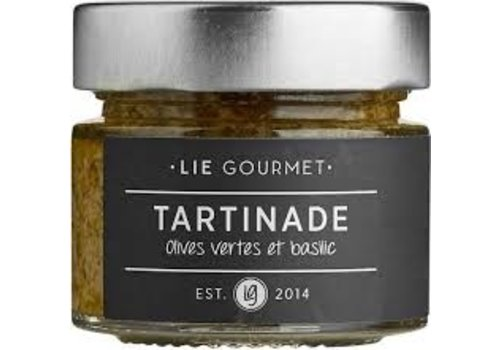 Lie Gourmet Lie Gourmet Tapenade With green Olives