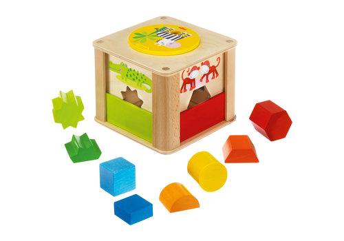 Haba Haba Sorteerbox Zoodieren