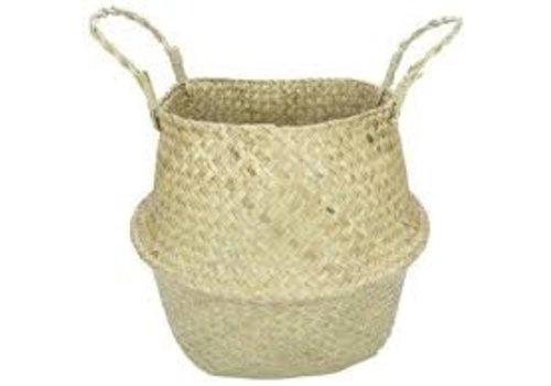 Leeff Gusta Storage Basket Seagrass Ø32 cm Natural
