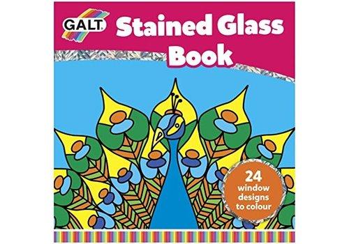 Galt Galt Stained Glass Book