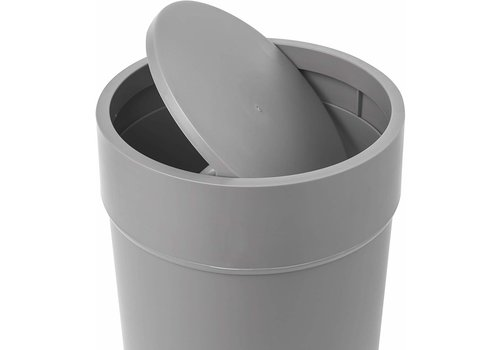 Umbra Umbra Touch Waste Bin with Lid Grey
