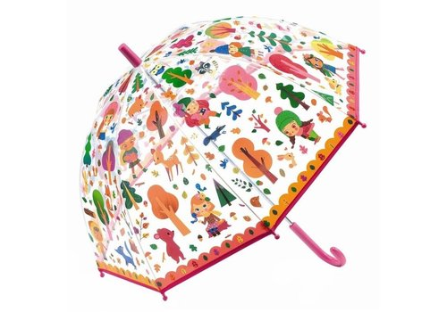 Djeco Djeco Children's umbrella Forest