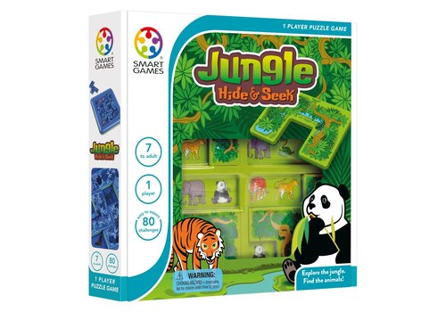 Smartgames SmartGames Jungle Hide & Seek