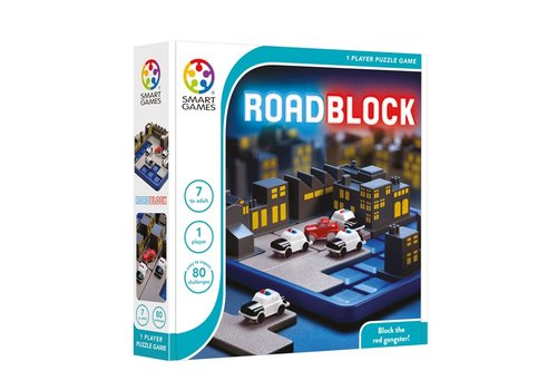 Smartgames SmartGames Road Block
