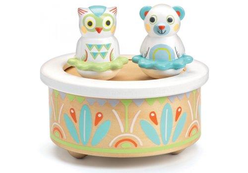 Djeco Djeco Magnetic Music Box - Baby Music