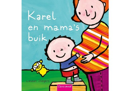Clavis Clavis Leesboekje Karel en mama's Buik