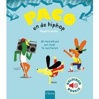 Clavis Geluidenboekje Paco en de hiphop