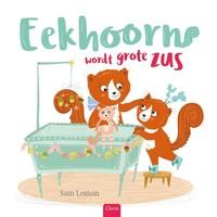 Clavis Leesboek 'Eekhoorn wordt grote zus'