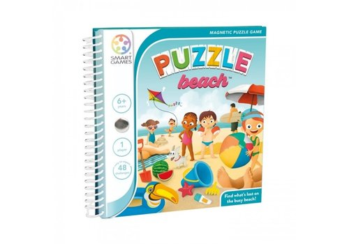 Smartgames SmartGames Travel Puzzle Beach