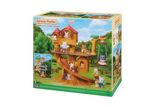 Sylvanian Families Sylvanian Families Adventure Treehouse