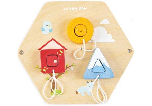 Le Toy Van Le Toy Van Baby Shapes Activity Tile