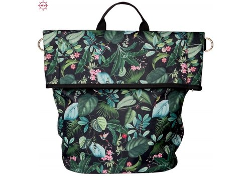 "Die Spiegelburg Die Spiegelburg Bicycle bag ""I love my jungle..."""