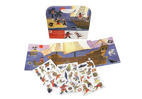 Egmont Toys Egmont Toys Magneetspel Piraat