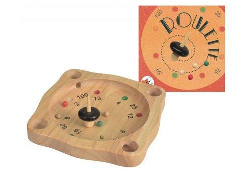 Egmont Toys Egmont Toys Wooden Roulette Game
