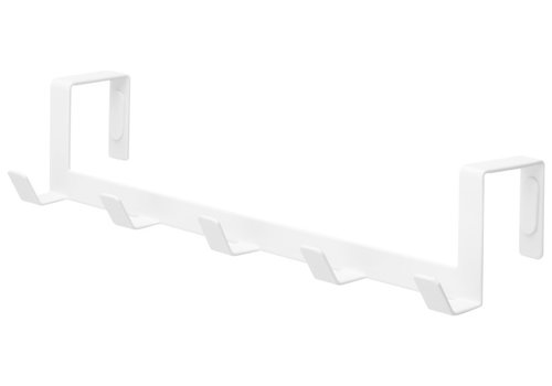 Yamazaki Yamazaki Smart Over the Door Rack Wide White