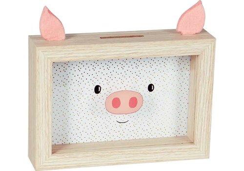 Die Spiegelburg Die Spiegelburg Piggy bank and picture frame